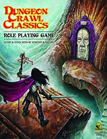 Classics Softcover - Dungeon Crawl Classics: Core Rules - Softcover Edition