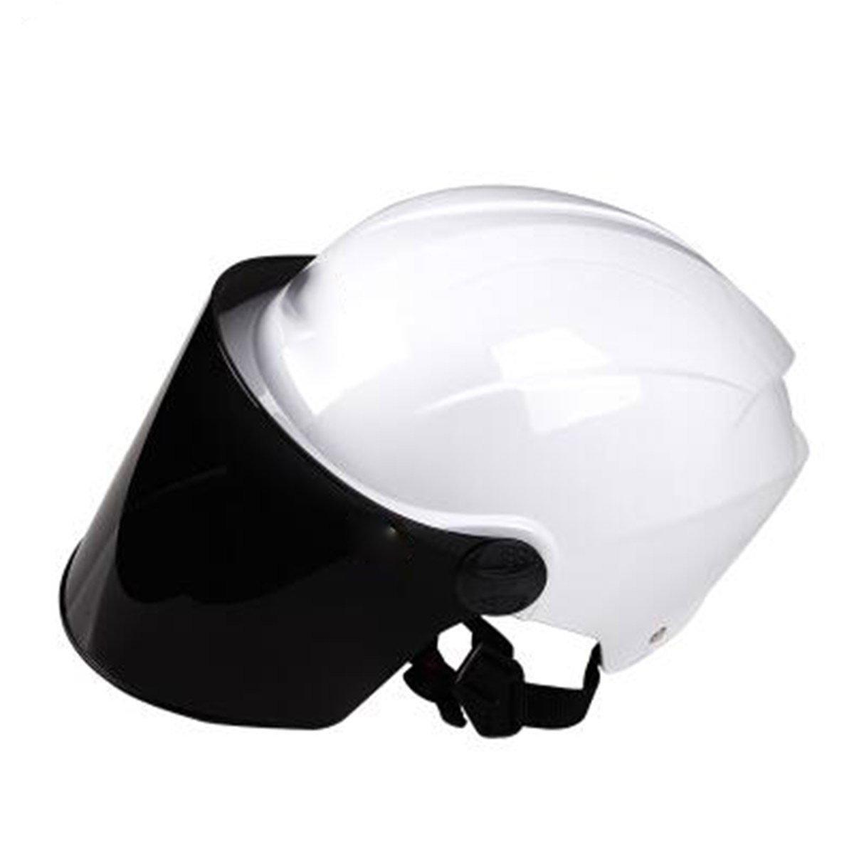 TZQ Half-coveROT Electric Car Spring Breeze Schutzbrillen Herren Damen Helme Schutzbrillen Breeze Helme e8f7f8