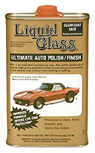 Liquid Glass LG-100 Ultimate Auto Polish/Finish - 16 oz.
