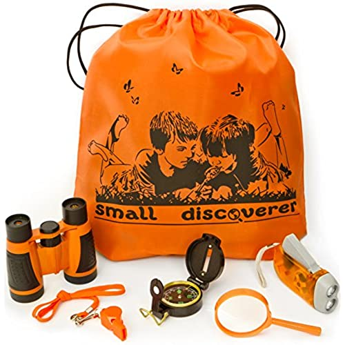 6 In 1 Outdoor Exploration Set Perfect Educational Gift For Both Boys And Girls Aged 3 12 Years