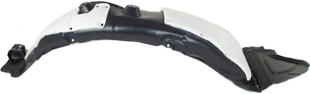 NEW FRNT SPLASH SHIELD FENDER LINER RH SIDE FOR 12-13 KIA OPTIMA EX//LX KI1249124