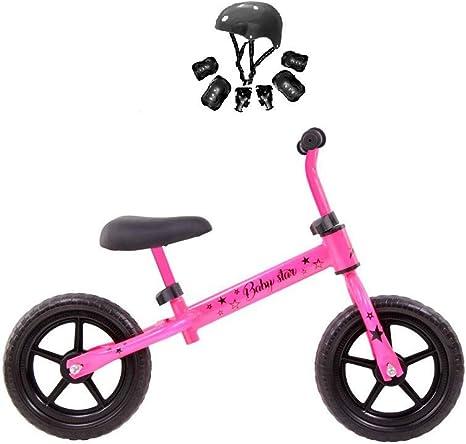 Grupo K-2 Riscko - Bicicleta sin Pedales con sillín Y Manillar ...