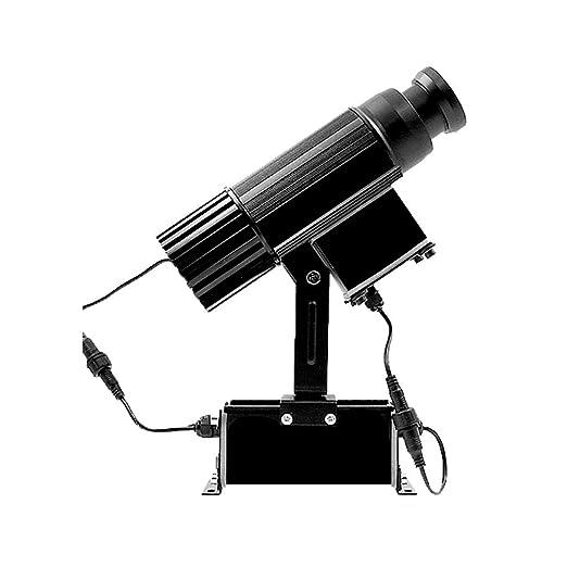 HD 25W LED Insignia del GOBO Luz del Proyector para Uso Al Aire ...