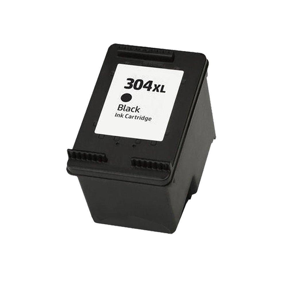 ouguan 2 x Negro Cartuchos de Tinta reciclados HP 304 304 ...