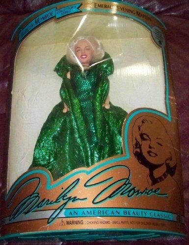 Barbie Marilyn Monroe Emerald Evening Doll
