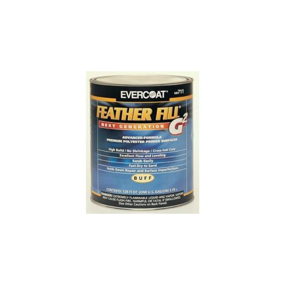 Fibre Glass-Evercoat Company - Feather Fill G2 Gal - Black - Fe715