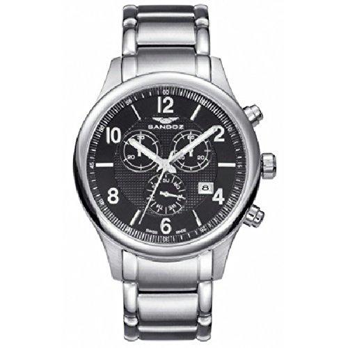 Reloj caballero Sandoz ref: 81371-55