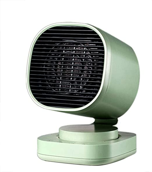 Jiareq1 Calefactor Ventilador Personal Calentador Ventilador ...