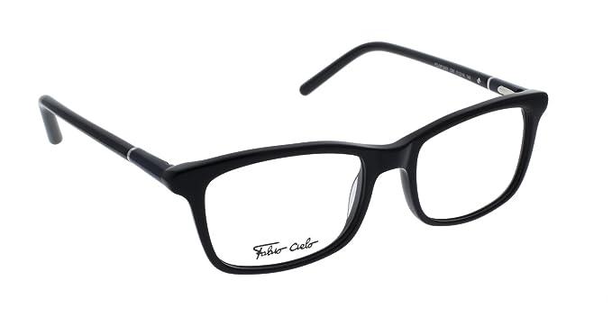 Amazon.com: FABIO CIELO (# 5353), Italian Eyeglasses 51mm, Elegant ...