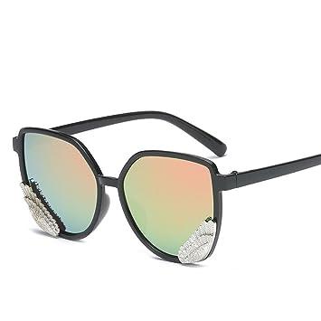 BiuTeFang Gafas de Sol Mujer Hombre Polarizadas Elegante ...