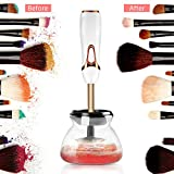 cheap cleaners - Professional Electrical Makeup Brush Cleaner and Dryer, Perfect solution for Clean Easy way your health Face in Seconds.