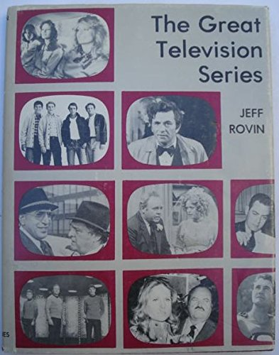 The Great Television Series, Jeff Rovin