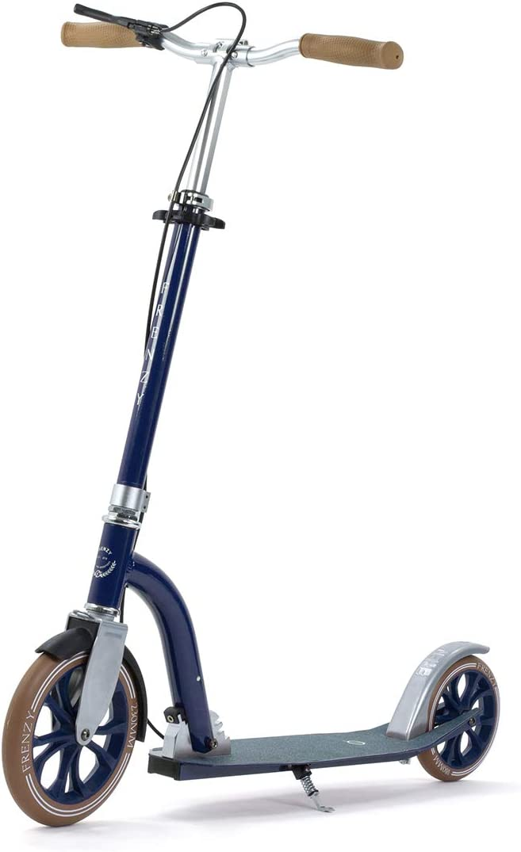 Frenzy 230 Dual Brake Recreational Scooter Blue//Gum