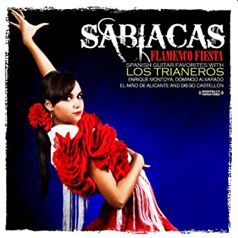 Amazon.com: Flamenco Fiesta - Spanish Guitar Favorites With ...