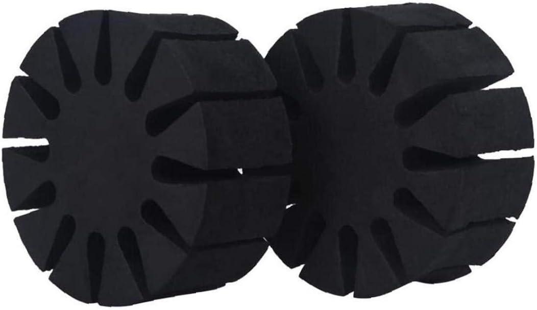 asdfwe Fl/èche Separator Porte Ronde Eva Mousse Fl/èche Protection Rack Fl/èches Rack Portable Tir /À larc Accessoire 2 PCS