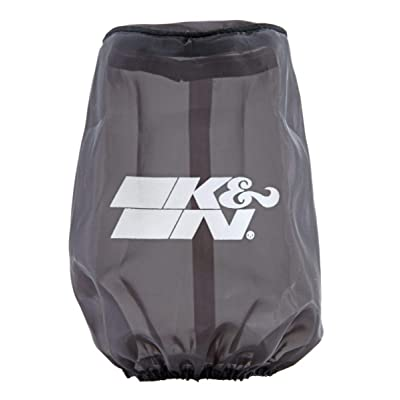 K&N YA-3502DK Black Drycharger Filter Wrap - For Your K&N BD-6500 Filter: Automotive