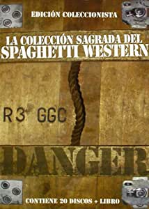 Pack spaghetti western (2discos) [DVD]