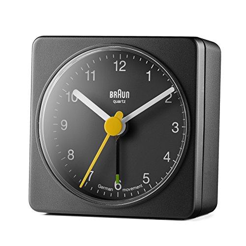 braun bnc002bkbk classic analog quartz alarm clock buy online in uae kitchen products in. Black Bedroom Furniture Sets. Home Design Ideas