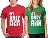 H&T Shirt Valentine's Day Special My Heart Beats - Best Reviews Guide