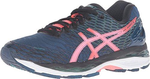 asics-womens-gel-nimbus-18-poseidon-flash-coral-black-sneaker-9-b-m