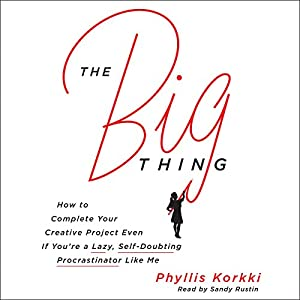 The Big Thing Audiobook