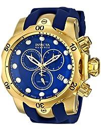 Invicta Men's 6113 Reserve Collection Subaqua Venom 18k Gold-Plated Chronograph Watch