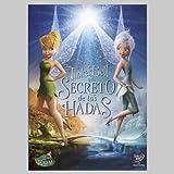 Tinkerbell y el Secreto de las Hadas