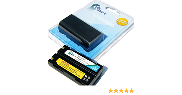 1000mAh 3.7V Lithium-Ion Replacement for Alpine GPS Battery 2X Pack Compatible with Alpine PMD-BAT1 Battery