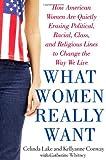 What Women Really Want, Celinda Lake, 0743273826