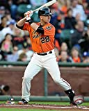 """Buster Posey San Francisco Giants 2015 MLB Action Photo (Size: 8"""" x 10"""")"""
