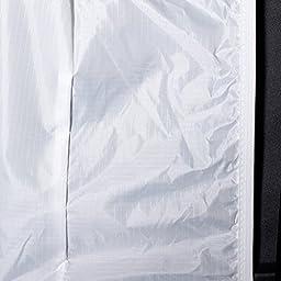 StudioPRO Photo Studio Diffusion Parabolic Umbrella Front Diffuser Cover (White) - 6 Feet