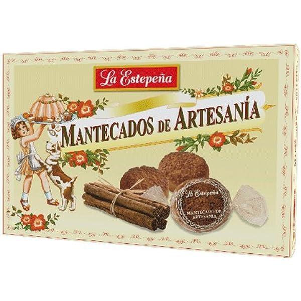 La Estepeña - Mantecado Artesanal, 320 g: Amazon.es: Alimentación y bebidas