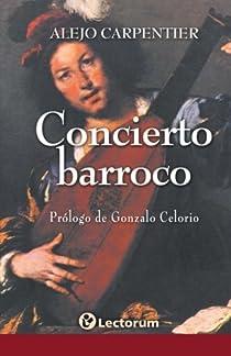 Concierto barroco par Carpentier