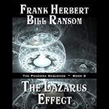 The Lazarus Effect  (Pandora Sequence, Book 2)