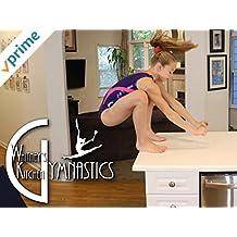 Whitney's Kitchen Gymnastics