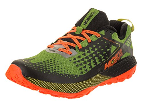 HOKA ONE ONE MENS SPEED INSTINCT2 1016799 JGBL(Jasmine Green/Black) US8.5 JPN 26.5