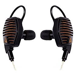 Audeze Lcd-i4 In-ear Headphones With Premium Braided Cable (Black)