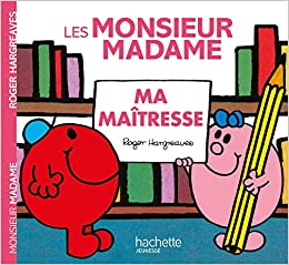 Monsieur Madame Ma Maitresse Amazon Fr Roger Hargreaves