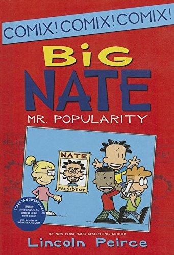 Download Mr. Popularity (Turtleback School & Library Binding Edition) (Big Nate (Harper Collins)) PDF