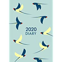 A Flight of Swallows A6 2020 Diary (I Like Birds)