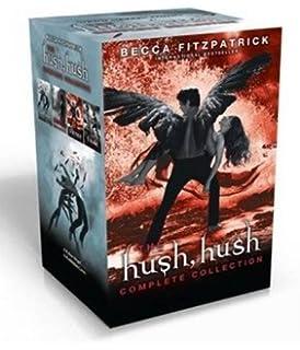 Amazon.com: Hush, Hush (8601400265123): Becca Fitzpatrick: Books