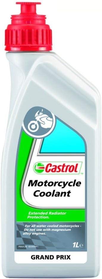 Additivo Castrol Liquido Raffreddamento Moto Motorcycle Coolant 1l Auto