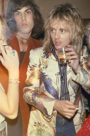 Queen Freddie Mercury Roger Taylor Party Together 11x17