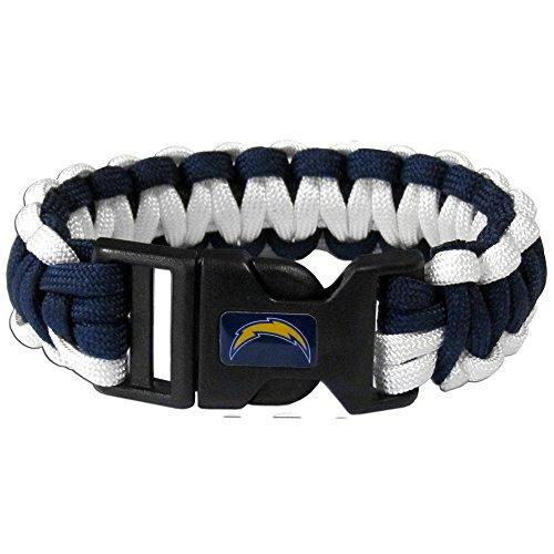San Chargers Diego Womens (NFL San Diego Chargers Survivor Bracelet)