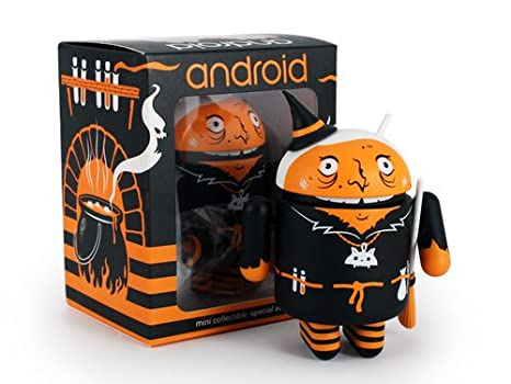 amazon com google android mini collectibles halloween 2015 warty