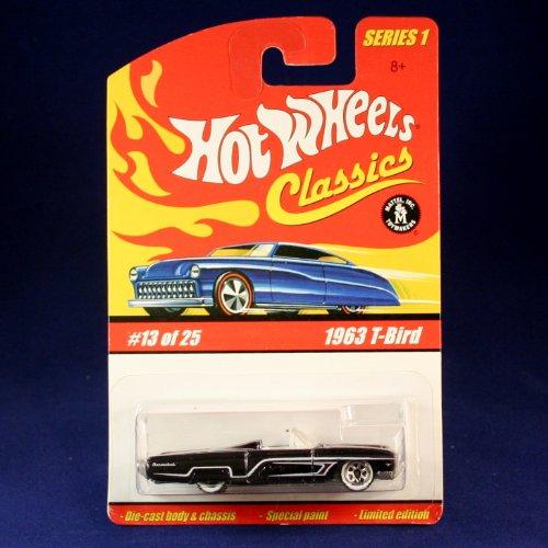 1963 T-BIRD (PURPLE) 2004 Hot Wheels Classics 1:64 Scale SERIES 1 Die Cast Vehicle