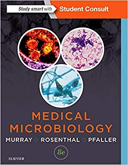 Medical Microbiology, 8e por Patrick R. Murray Phd epub