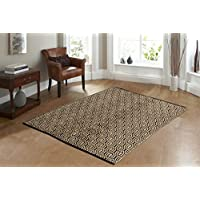 Chesapeake Merchandising SunnyVale Area Rug, 2 x 3, Black