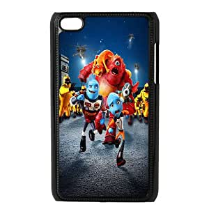 Printed Quotes Phone Case Escape from Planet Earth For Ipod Touch 4 Q5A2113541