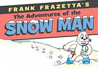 book cover of Frank Frazetta\'s Adventures of the Snowman